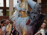 foire-europeenne-2015-defile-des-metiers-bodypainting-maquillage-animation-dragon-animatronique-maquilleuse-alsace-strasbourg-allemagne-ecole-formation-wacken