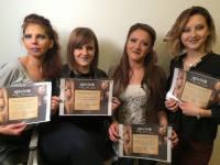 Galerie Photos Travail Des Eleves Emiartistik Maquillage