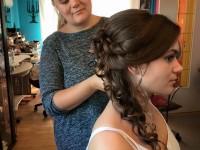 formation maquillage coiffure chignon strasbourg alsace nancy belfort