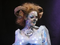 bodypainting maquillage maquilleuse airbrush skull alsace strasbourg mulhouse animation formation