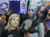 tatoo convention colmar makeup bodypainting aerographe formation alsace maquillage maquilleuse effets speciaux